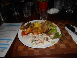 Island Feast at Island Night!
