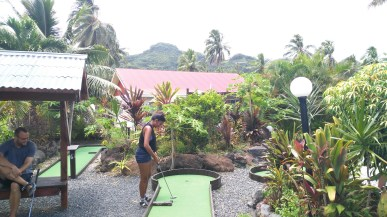 Golf at CocoPutt