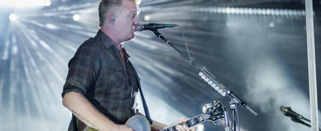 Queens Of The Stone Age Eden Project Cornwall