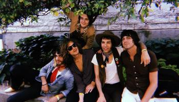 Lucille Furs Band