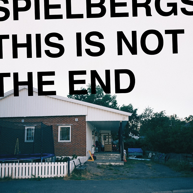 Spielbergs Album Cover