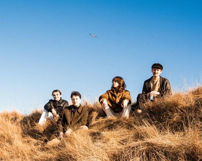 Fur band at Severn Sisters