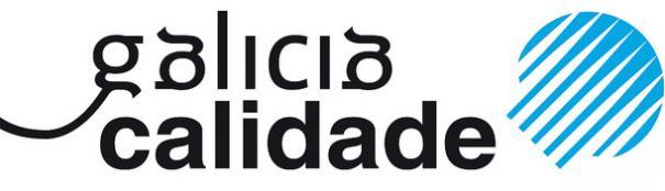 Resultado de imagen de logo galicia calidade 2017