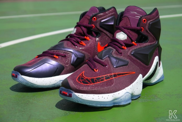 "(本次測試鞋款─NIKE LEBRON XIII ""Written in the Stars"")"