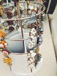 Jewelry from Pittsburg vendor, Bel Monili