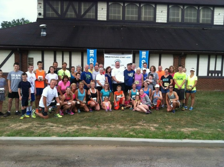 Part of the River City Runners and Walkers Club Family.