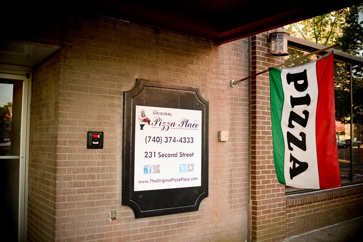 The Original Pizza Place in Marietta Ohio