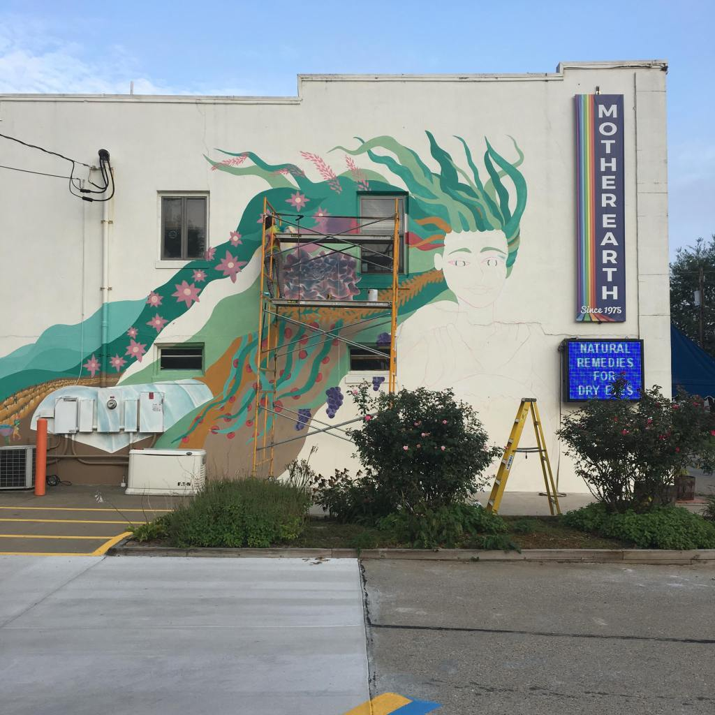 Music and Murals: In the Flow