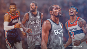 Kevin Durant Kyrie Irving Nets