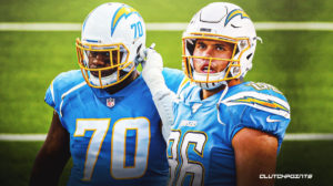 Chargers, Hunter Henry, Trai Turner