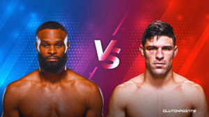 Tyron Woodley Vicente Luque prediction, Tyron Woodley Vicente Luque odds, Tyron Woodley Vicente Luque pick, UFC 260 odds