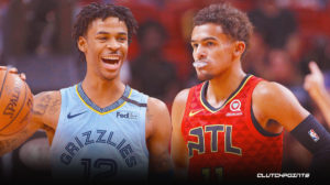 Ja Morant, Grizzlies, Trae Young, Hawks