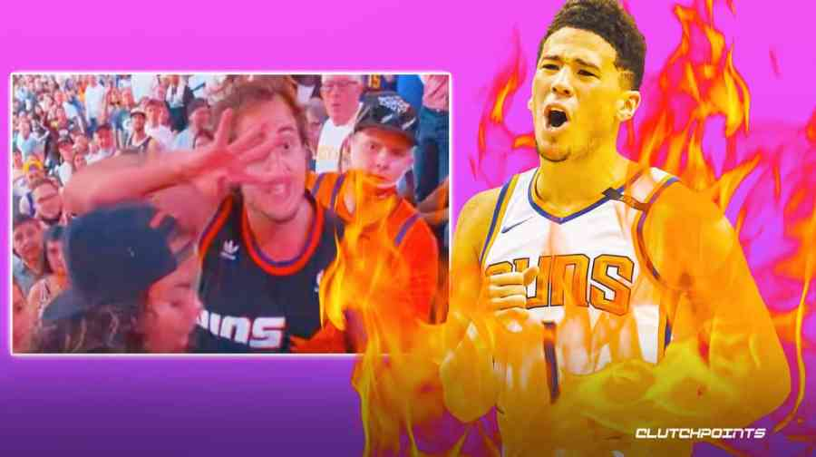 Suns news: Fans rocking 'Suns in 4' guy T-shirts for Game ...