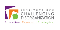Institure for Challenging Disorganization
