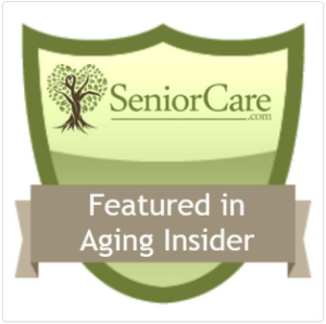 As seen in the SeniorCare.com Aging Industry Insider