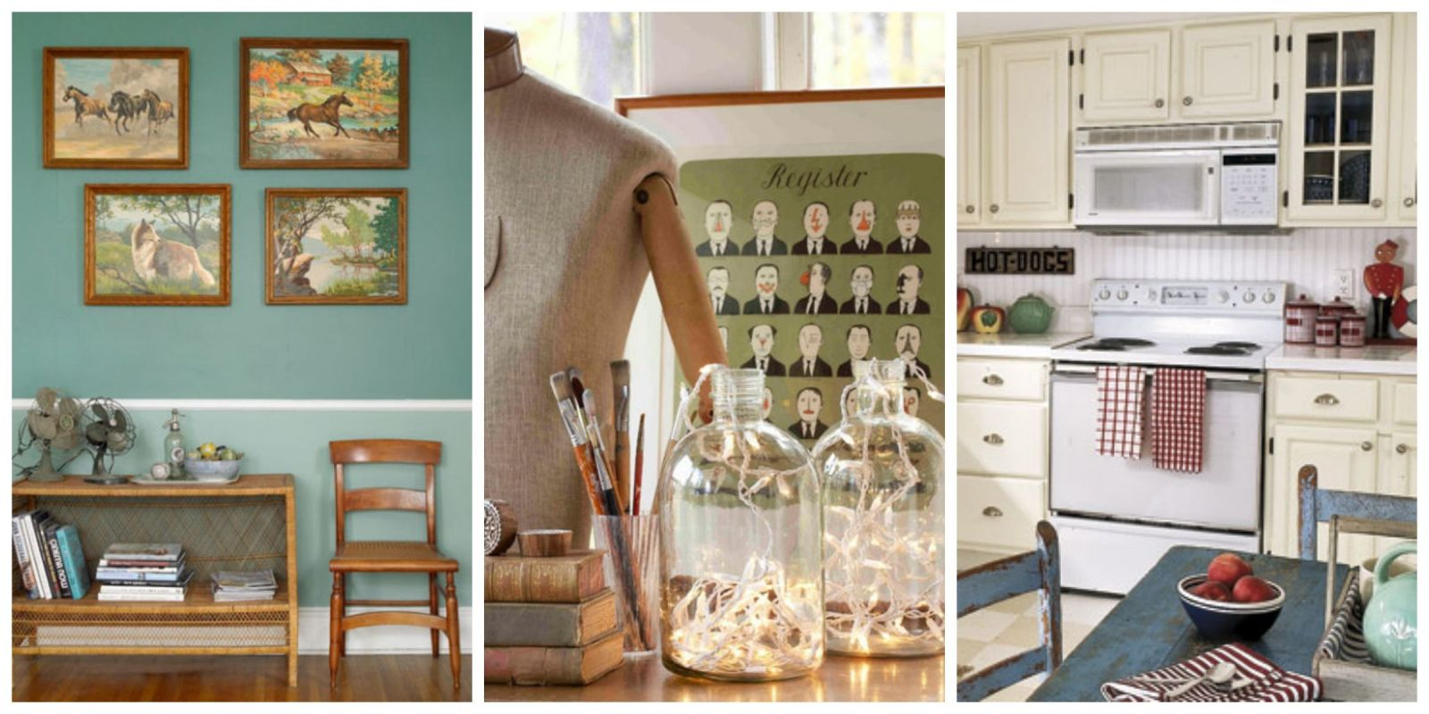 Inexpensive Decorating Ideas