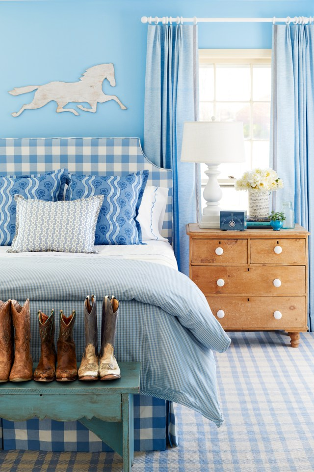 25 Best Blue Rooms Decorating Ideas for Blue Walls and Home Decor