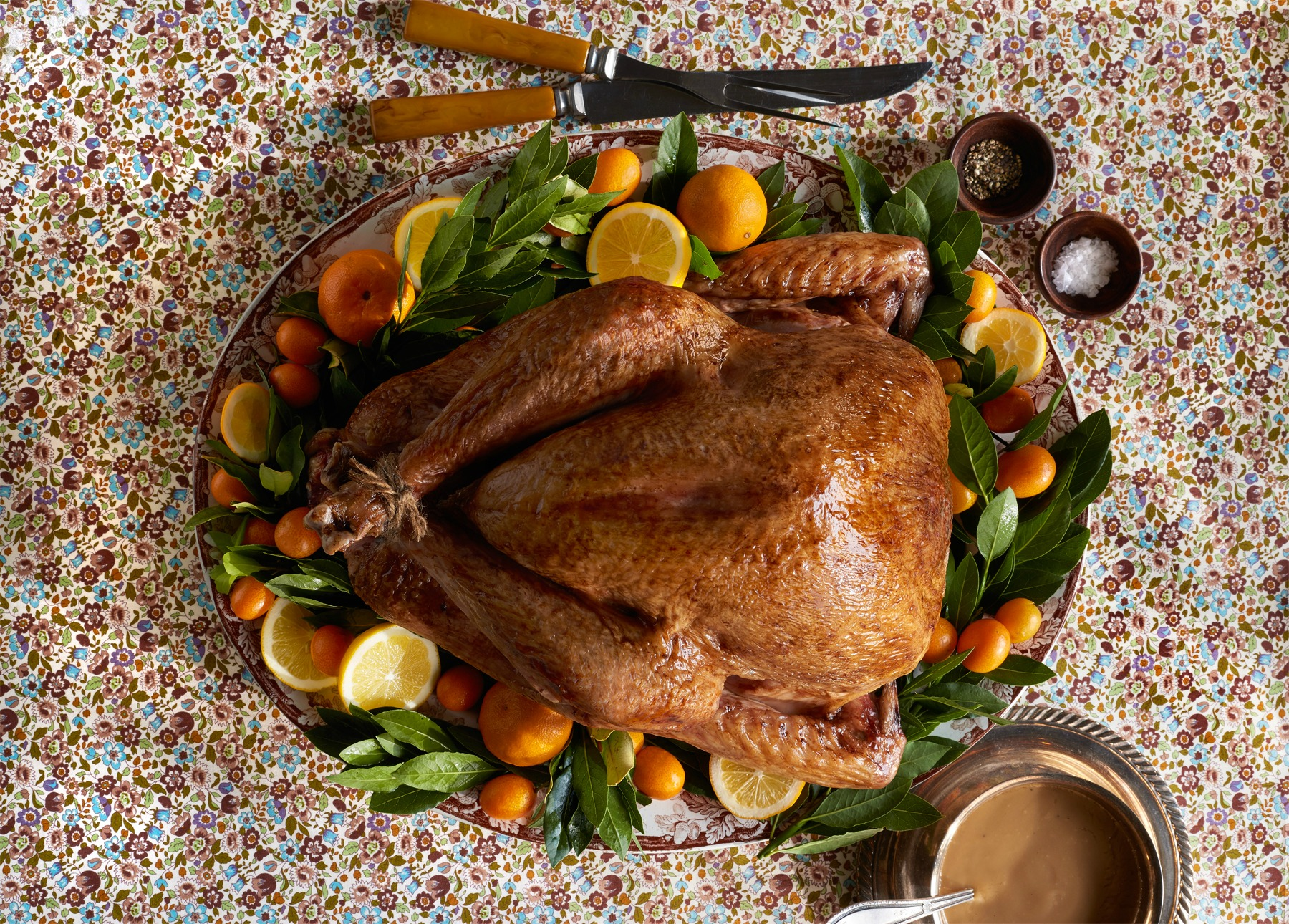 Easiest Salt And Pepper Turkey