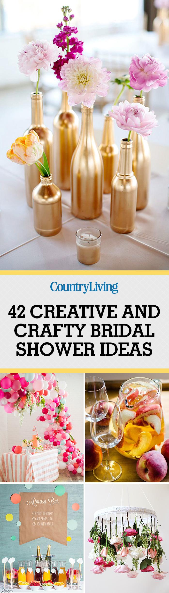 Ideas Decorating Bridal Shower