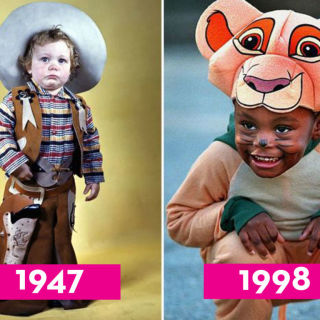 Raise your hand if you knew an '80s or '90s cowboy baby.