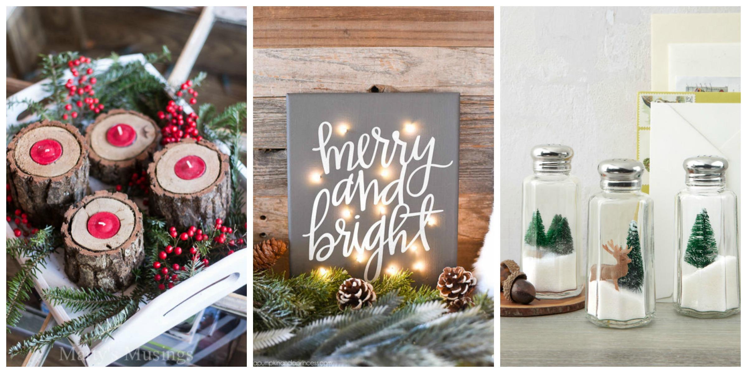 title | Diy Christmas Decorations