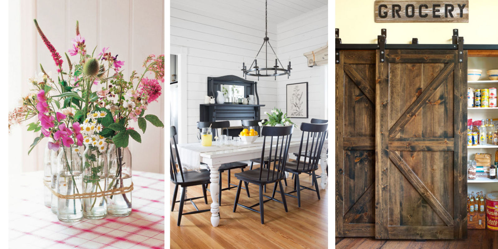 25 Ways To Add Farmhouse Style To Any Home
