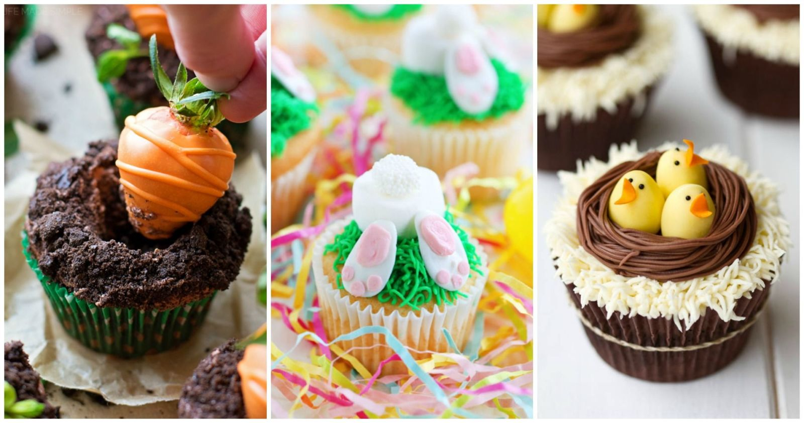 Easter Food Decorating Craft Ideas