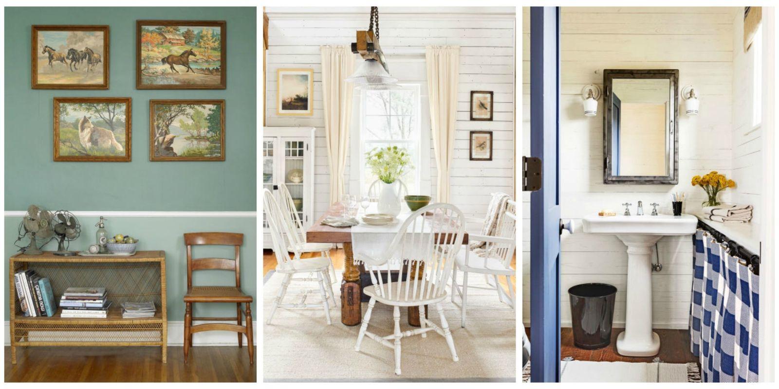 30+ Inexpensive Decorating Ideas