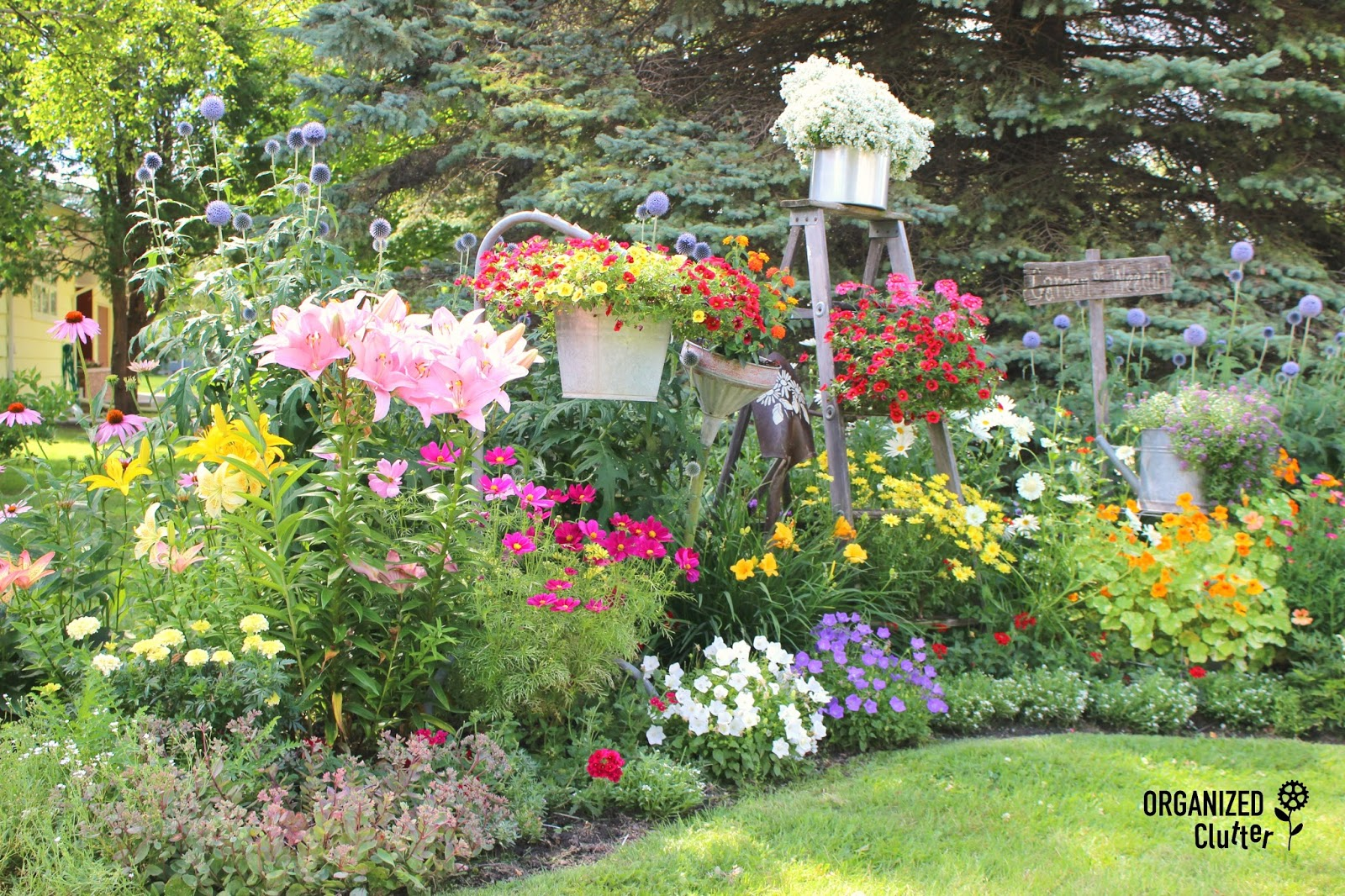 This Magical Garden Gives Whole New Meaning To 'Junkyard