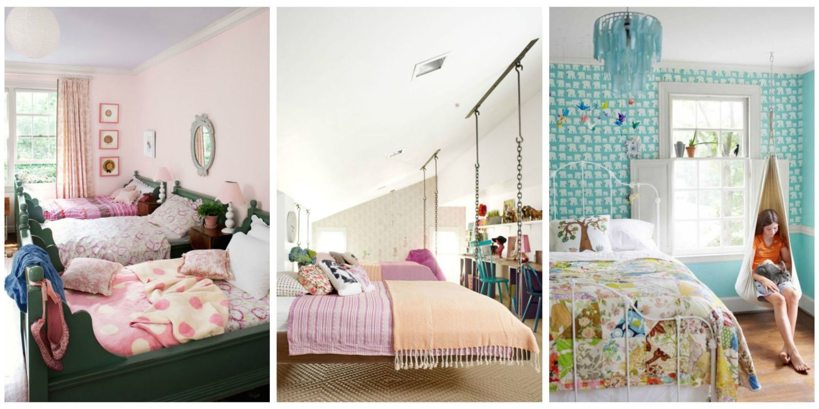 12 Fun And Feminine Bedroom Decorating Ideas For Girls