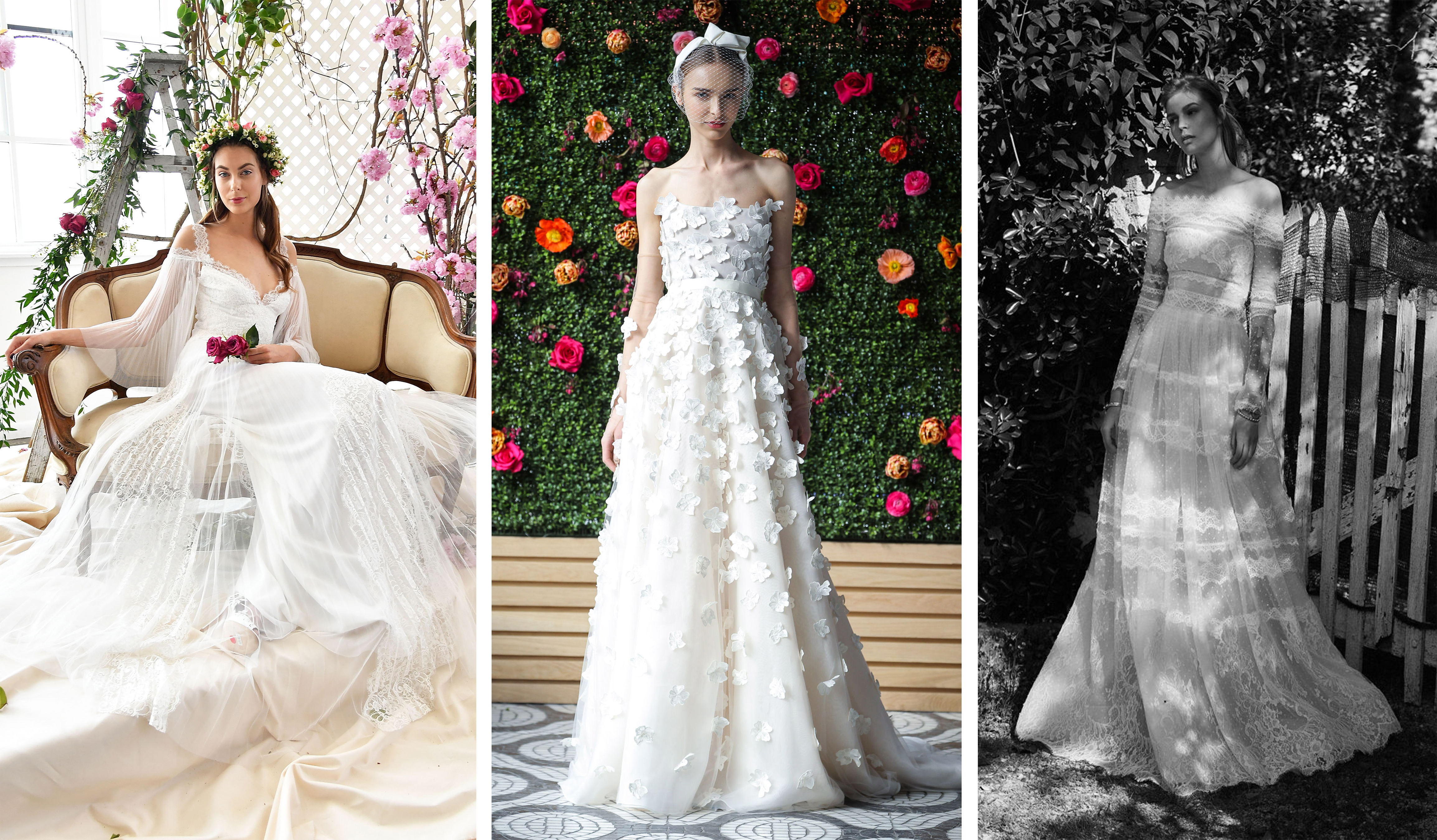 25 Gorgeous Country Style Wedding Dresses 2017