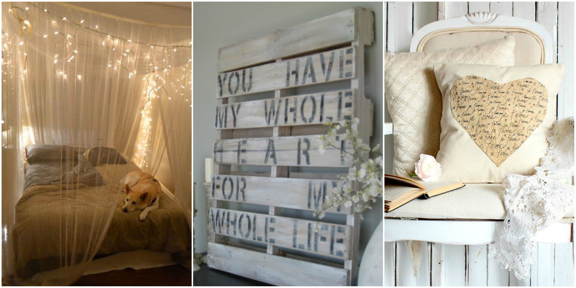 21 DIY Romantic Bedroom Decorating Ideas Country Living