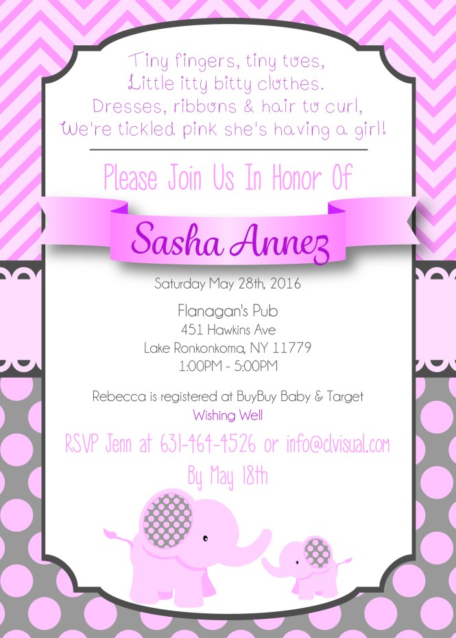 Tiny Fingers Toes Baby Shower Invitations Cl Visual