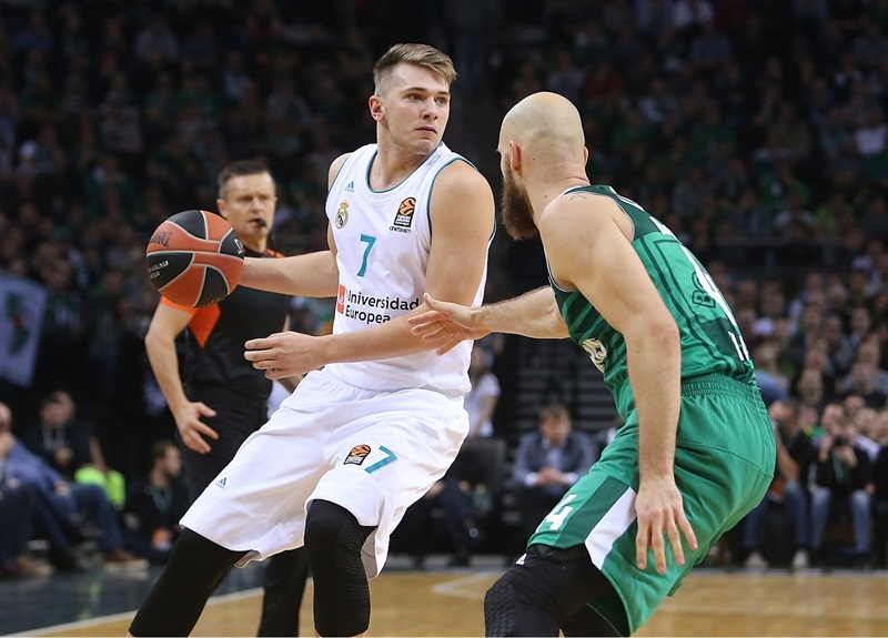 Slovenian Wonderboy – a semi-deep look at Luka Doncic by the numbers