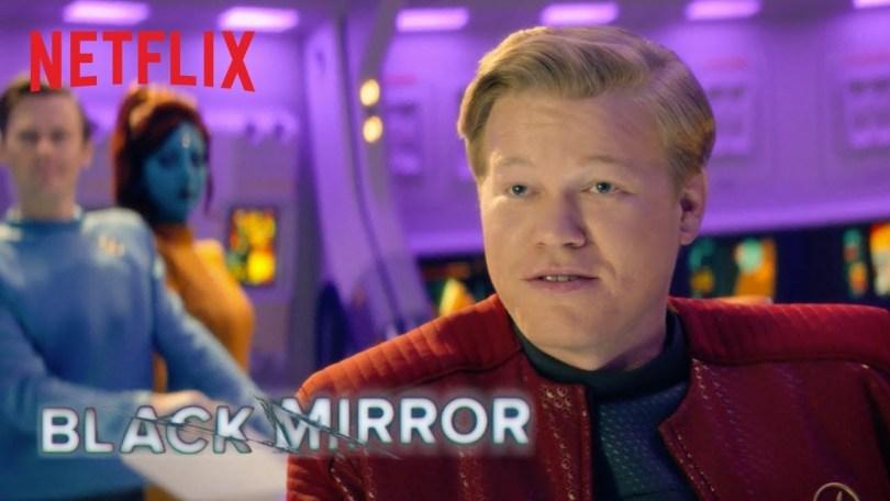 USS Callister – Black Mirror Season 4 Episode 1 Review