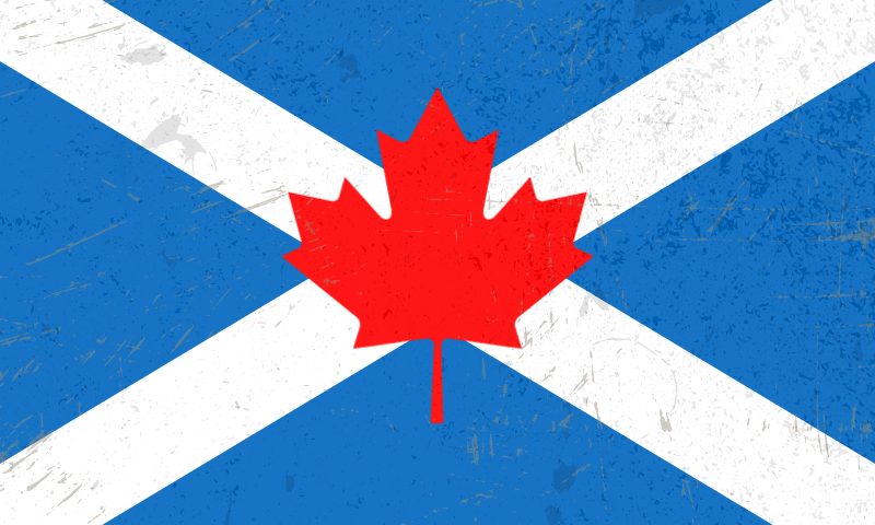 Scotland draws closer Canadian Connections