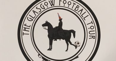 The Glasgow Football Tour