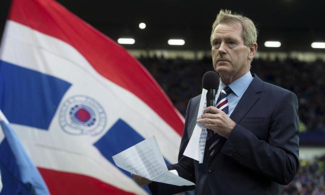 BREAKING NEWS – Dave Kings is stepping down as Chairman of Rangers