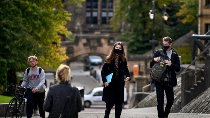 COVID 19: How Higher Education in Scotland was affected by the Pandemic