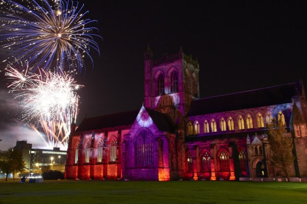 Paisley Fireworks cancelled due to severe weather forecast