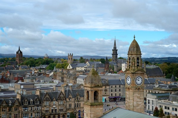 Paisley crowned this year's Great town in UK & Ireland at Urbanism Awards