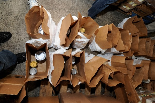 Donating to a foodbank this Christmas? Things to know
