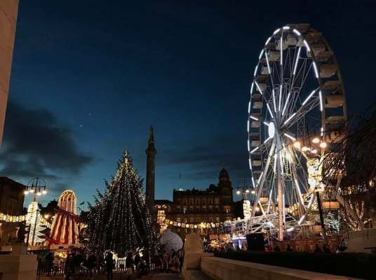 George Square's Christmas market to host Austism-friendly day