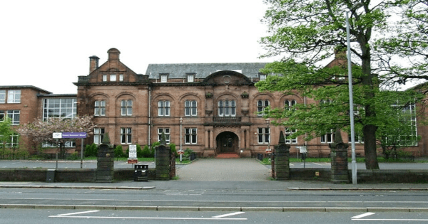 Inspection report success for Paisley Grammar