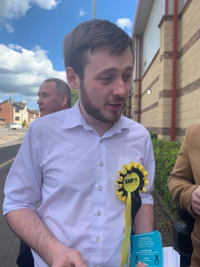 Get to know Alex Kerr, EFAy young candidate from Scotland