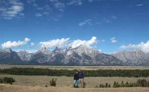 just when you thought the Tetons couldn't get any prettier…