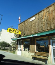 the delicious bakery we found in Buena Vista