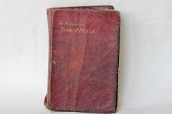 Presbyterian Hymn Book 1890s (Donated by Beer Family)