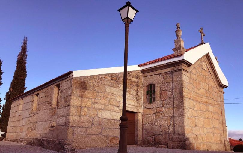 Igreja Matriz - Inguias