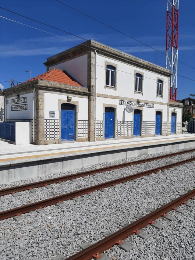 Reativação do troço ferroviário Guarda – Covilhã